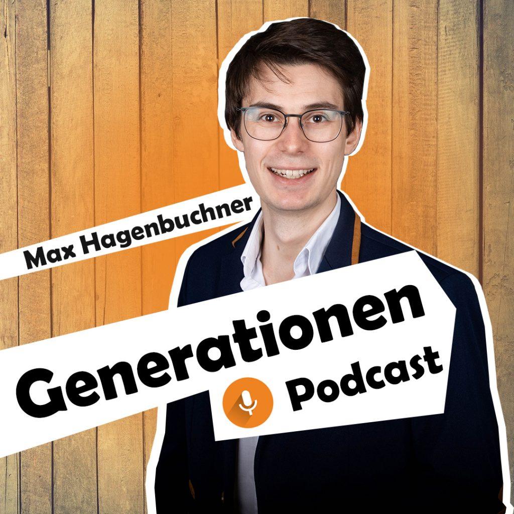Podcaster Max Hagenbuchner